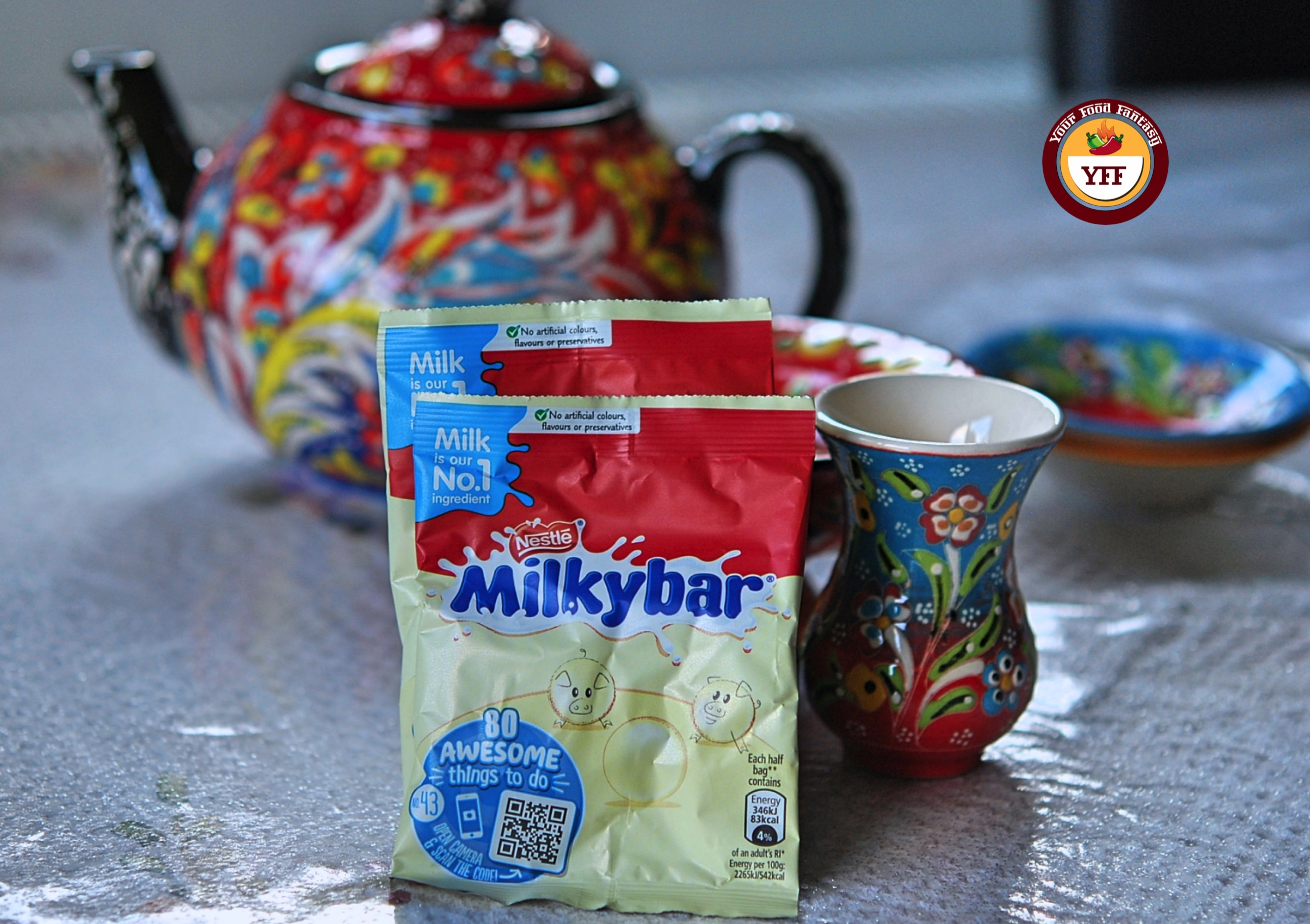 Milky Bar Buttons review   Your Food Fantasy