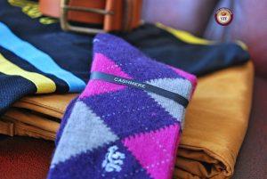 Pringle of Scotland Cashmere Socks