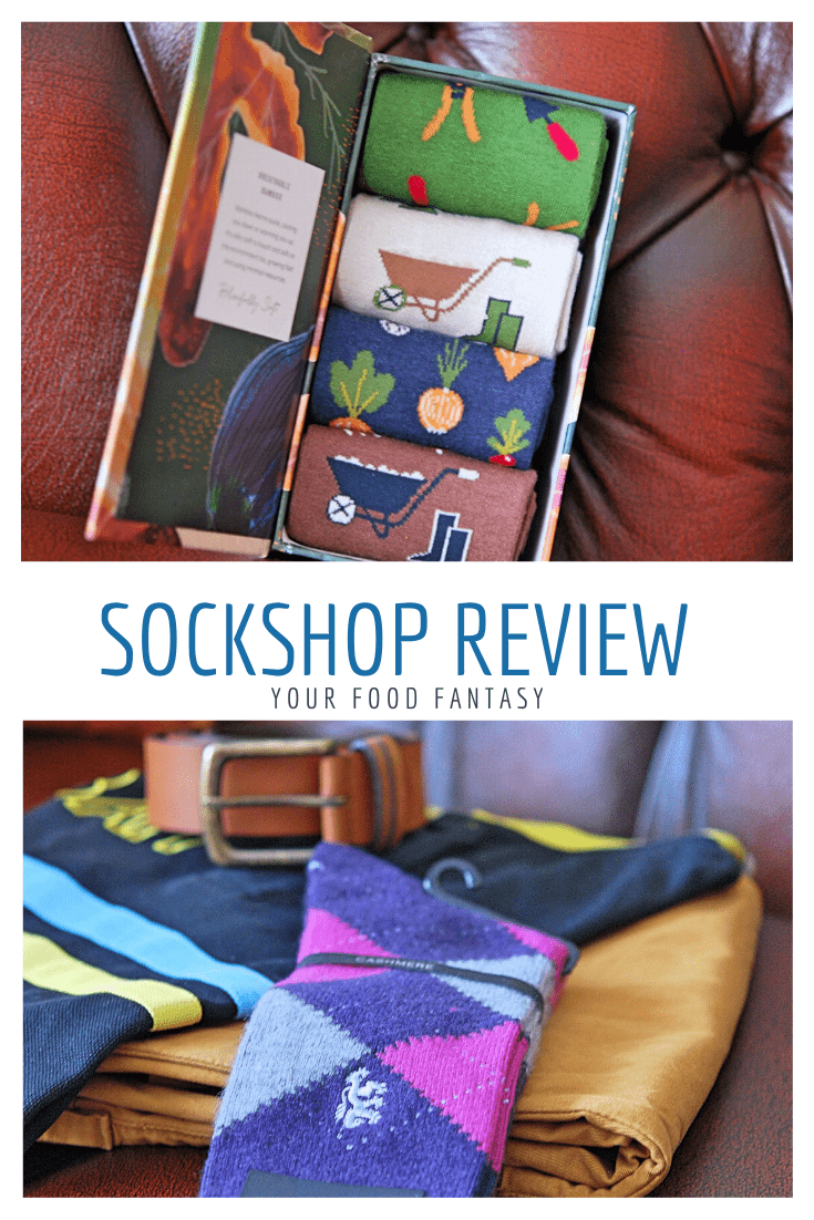 Shockshop review, a shop with variety of socks