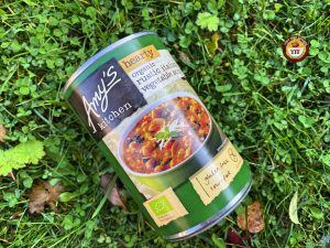 Amy's Kitchen Vegetable Soup | Review by YourFoodFantasy