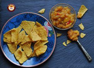Apple Mango Chutney Recipe| Your Food Fantasy