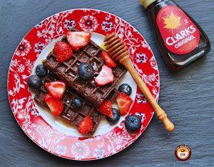 Clarks Original Maple Syrup   Reveiw by Your Food Fantasy