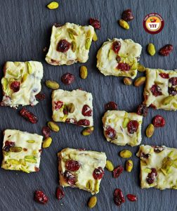 Cranberry Chocolate Fudge   Your Food Fantasy