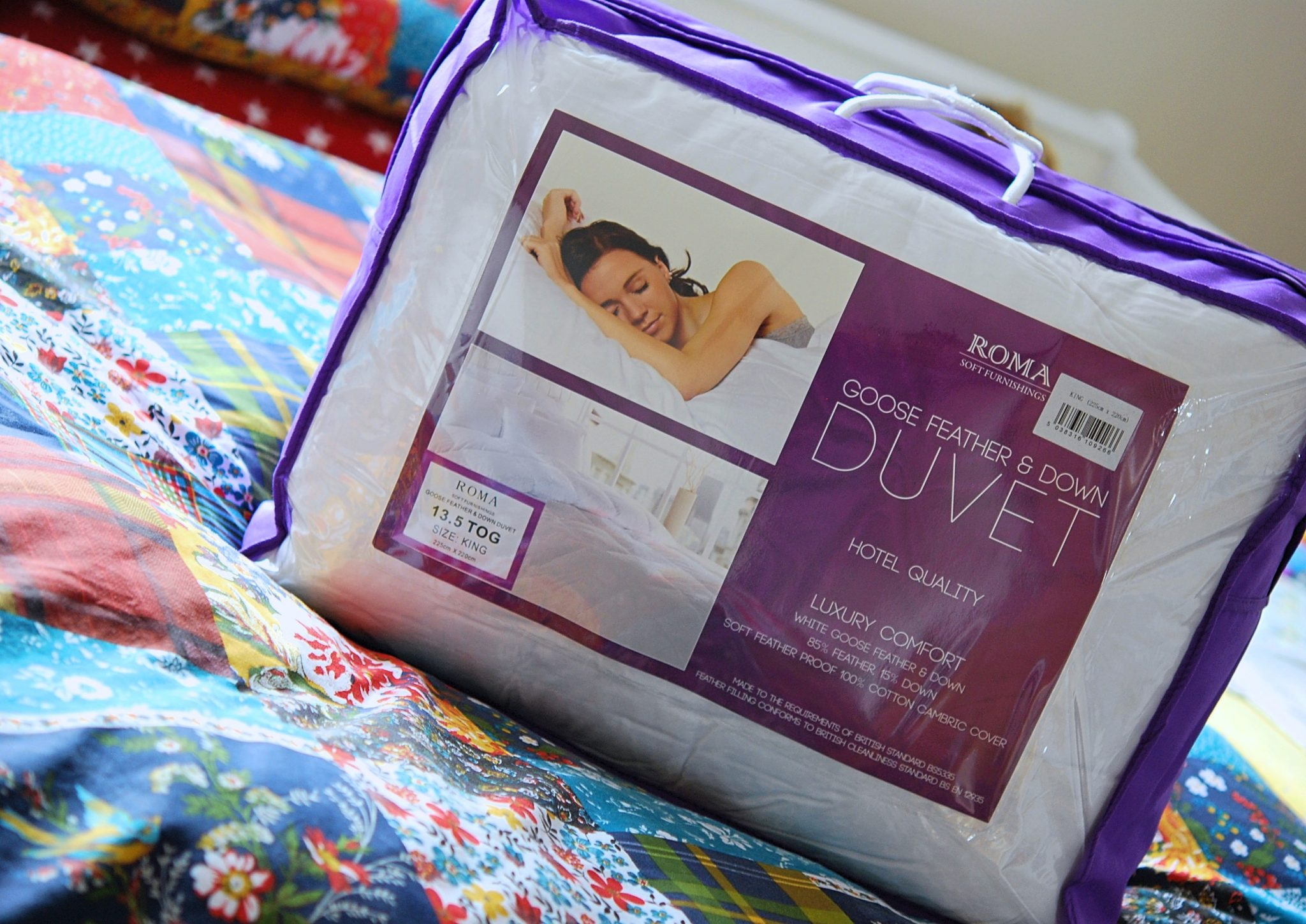 Goose Feather Down Duvet Review - The Towel Shop | Your Food Fantasy