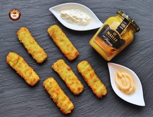 Maille Mustard with Honey | Review by Your Food Fantasy