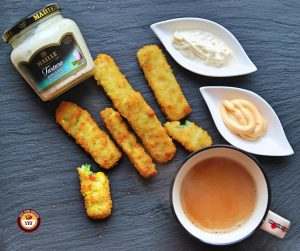 Maille Tartare Sauce   Review by YourFoodFantasy.com