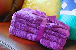 Towel Bale Set - The Towel Shop review   Your Food Fantasy
