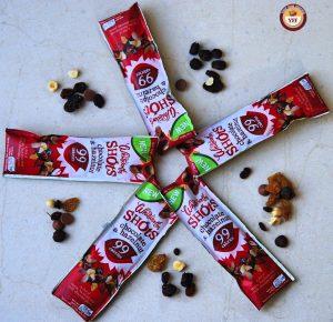 Whitworths Shots Chocolate & Hazelnut | Review by YourFoodFantasy