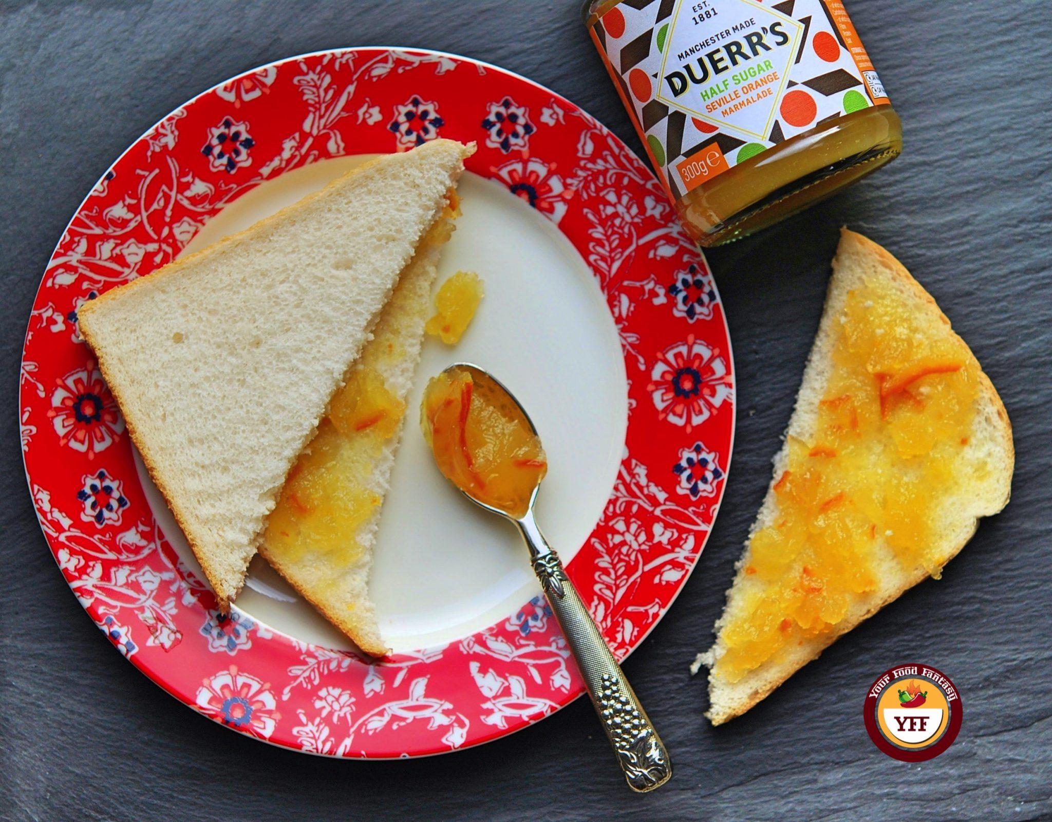 Duerr's Orange Marmalade Reveiw | Your Food Fantasy
