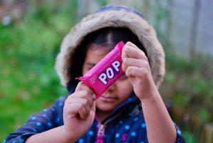POP Peanut Bar Review | Your Food Fantasy