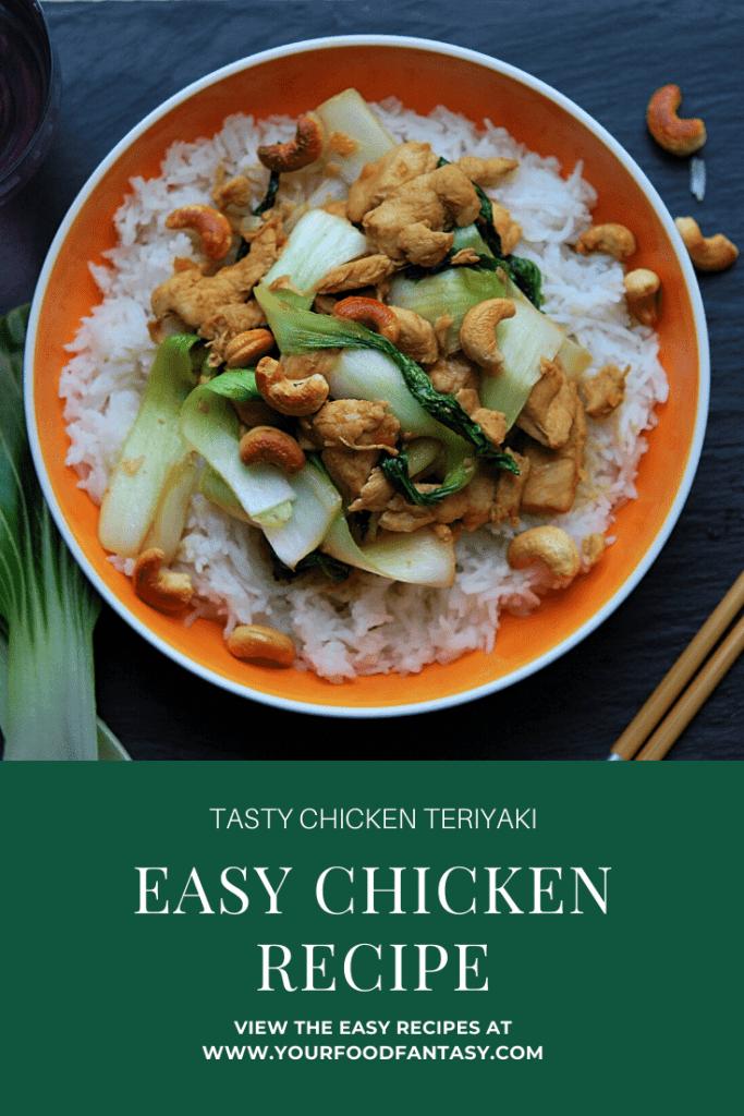 Tasty Chicken Teriyaki Recipe - Hello Fresh Style   Your Food Fantasy
