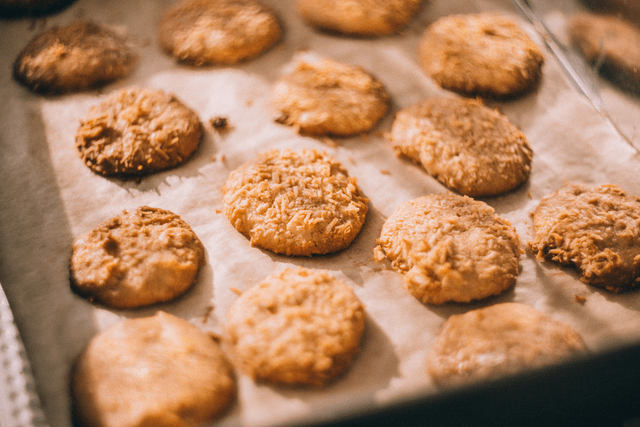 Banana and Coconut Cookies | Your Food Fantasy