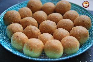 Makar Sankranti Special Til or Sesame seeds Laddo | Your Food Fantasy
