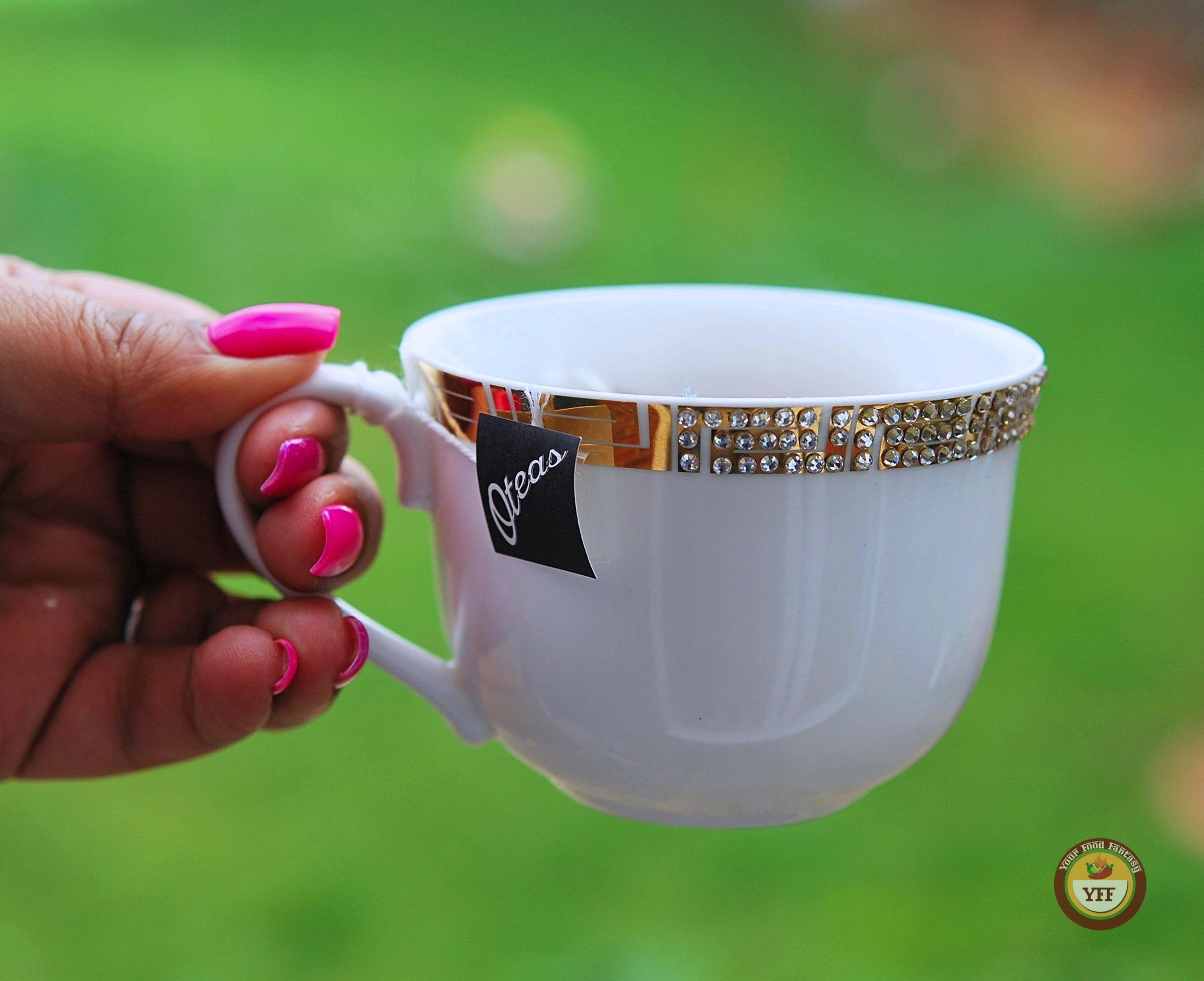 Oteas Tea Review | YourFoodFantasy.com
