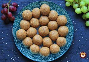 Til Laddo - Makar Sankranti Special   Your Food Fantasy