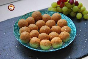 Til Laddo Recipe | Your Food Fantasy