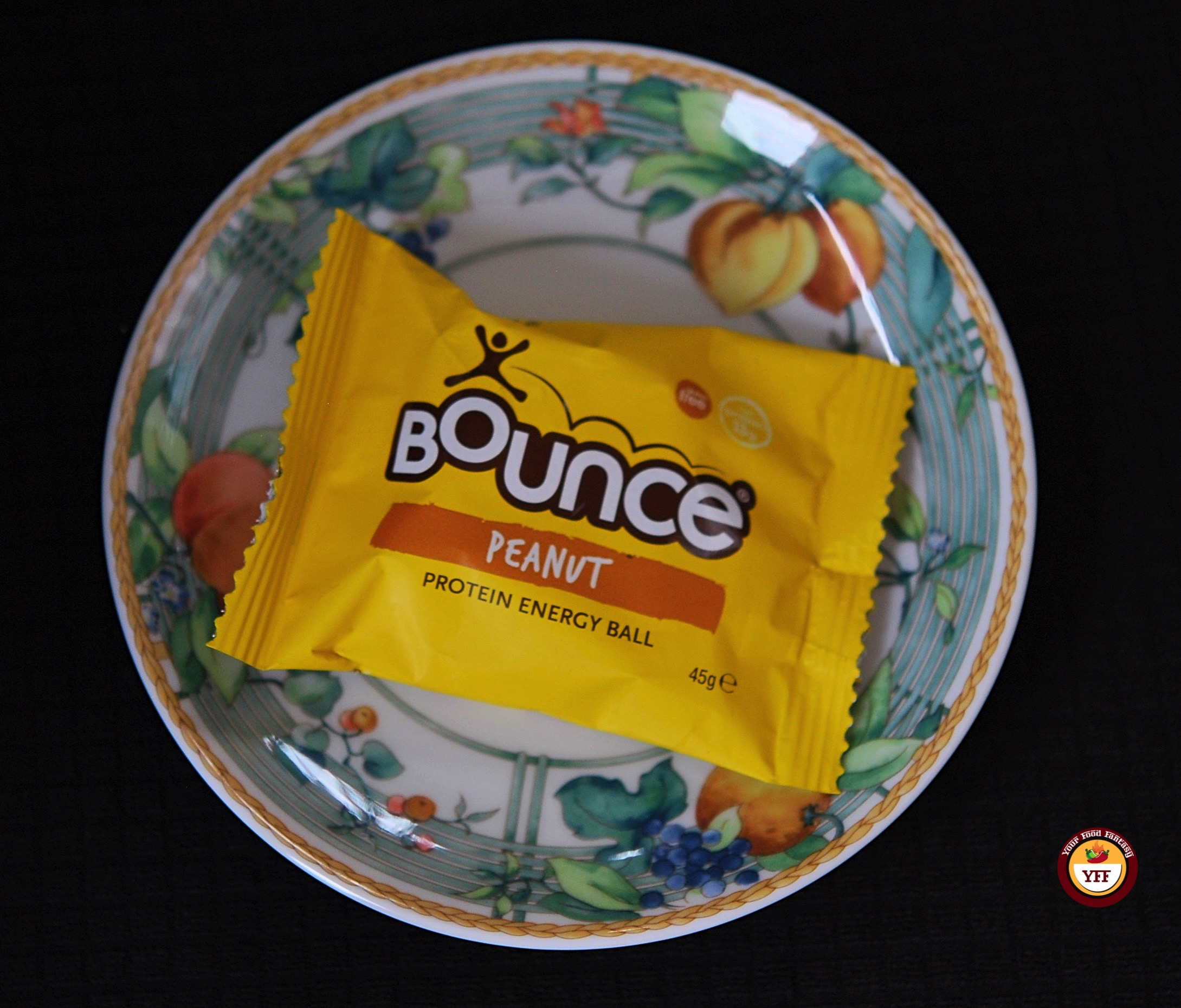 Bounce Protein Bar Review   Your Food Fantasy