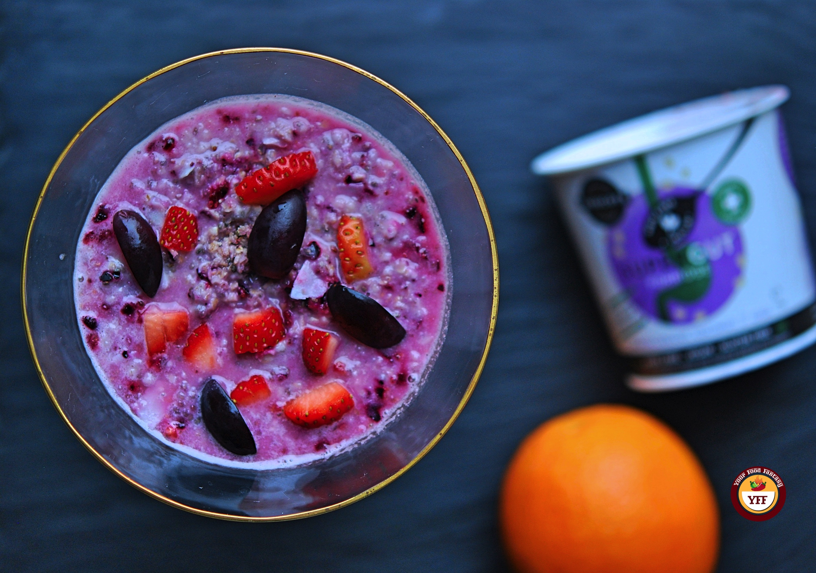 Chescots Porridge Review   Your Food Fantasy
