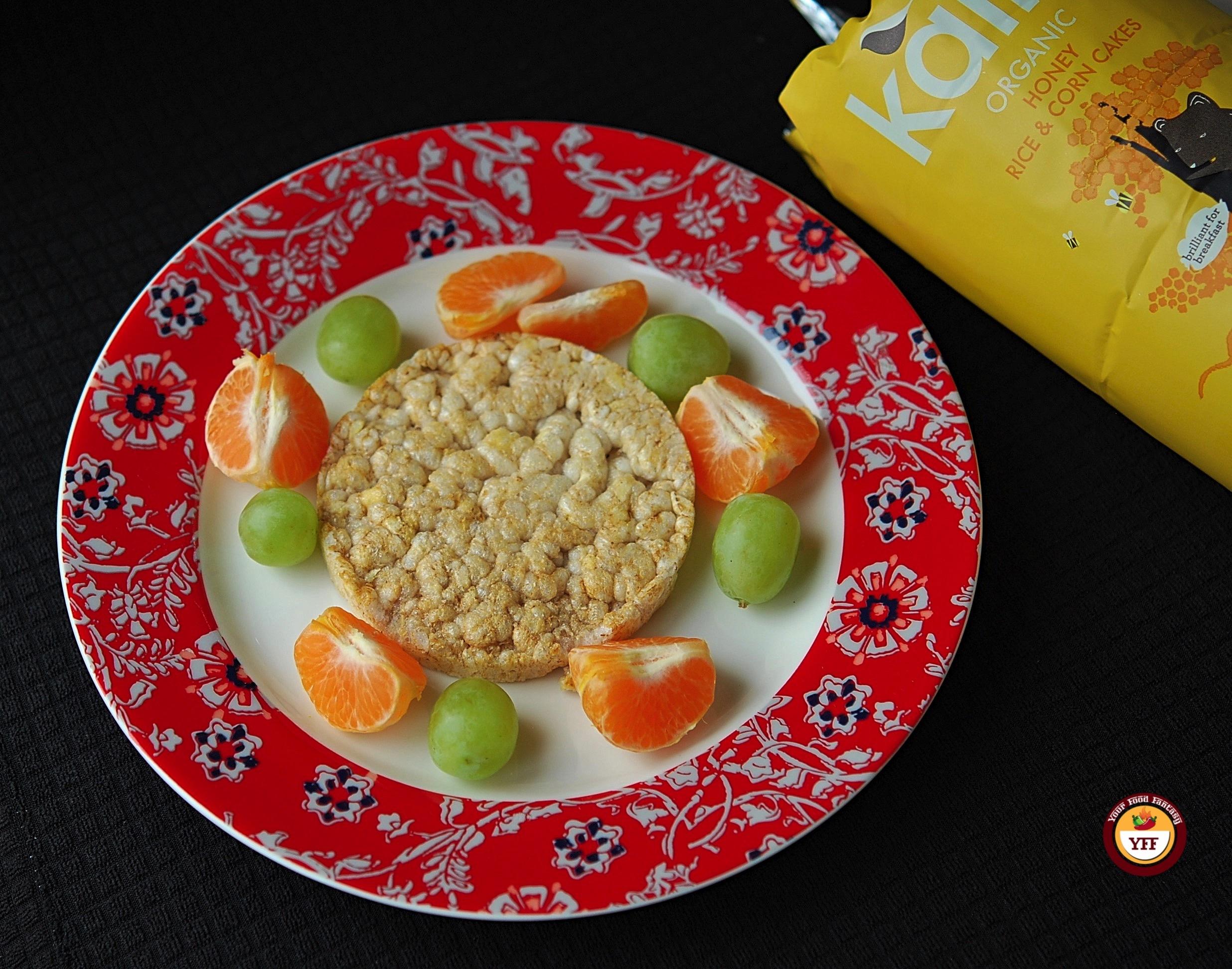 Kallo Honey Ricecakes Review   Your Food Fantasy