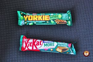Kitkat Chunky More & Yorkie more Bar review   Your Food Fantasy