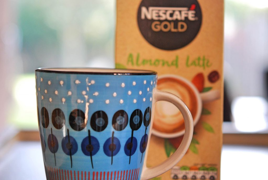 Nescafe Gold Almond Latte Review   Your Food Fantasy