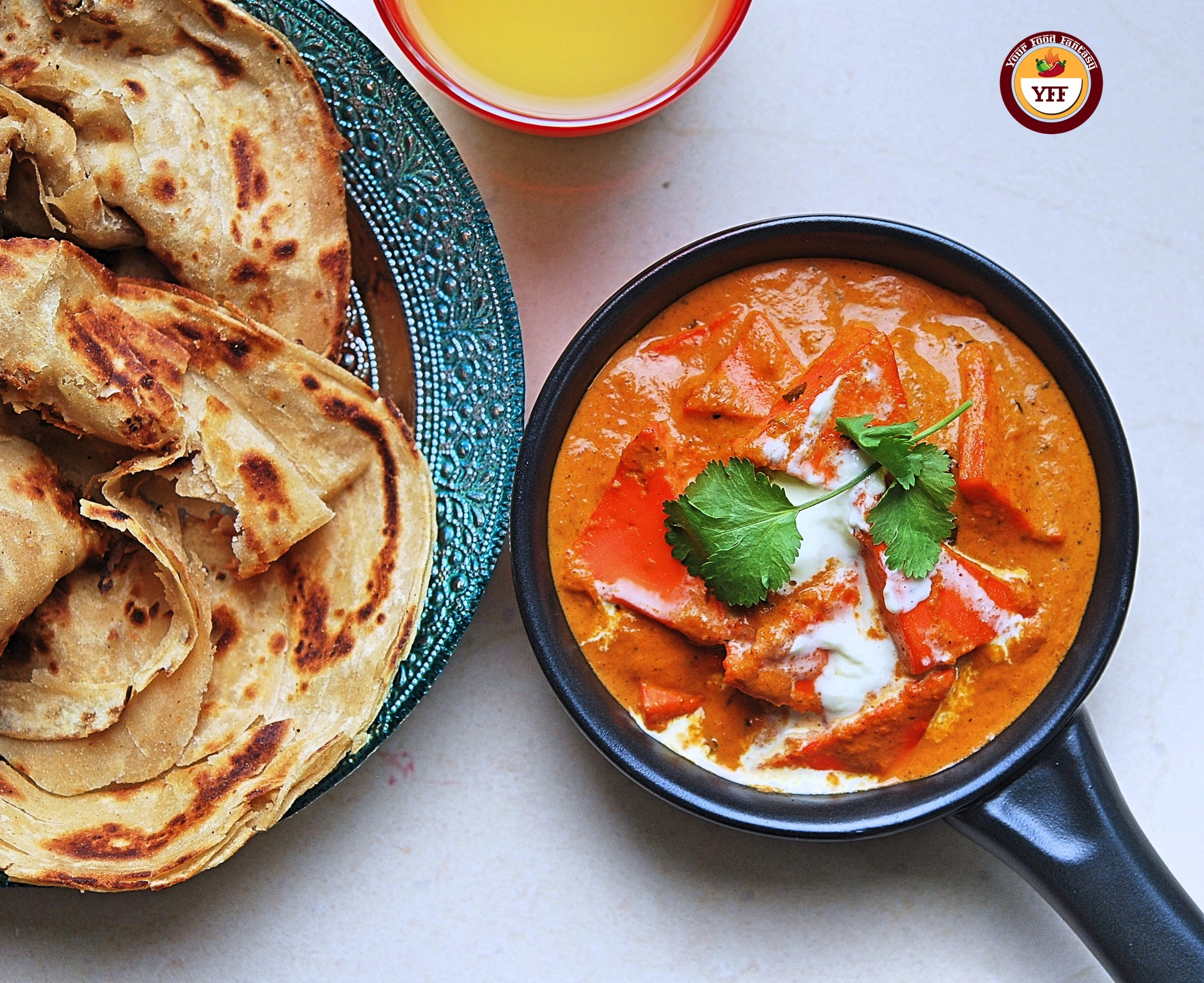 Paneer Makhni | Paneer Butter Masala Recipe | Your Food Fantasy
