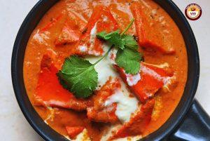 Paneer Makhni - Paneer Butter Masala Recipe | Your Food Fantasy