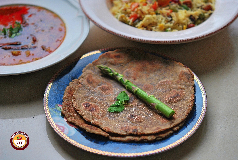 Amaranth Flour Paratha   Rajgira Paratha - Your Food Fantasy