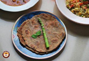Amaranth Flour Paratha Recipe   Your Food Fantasy