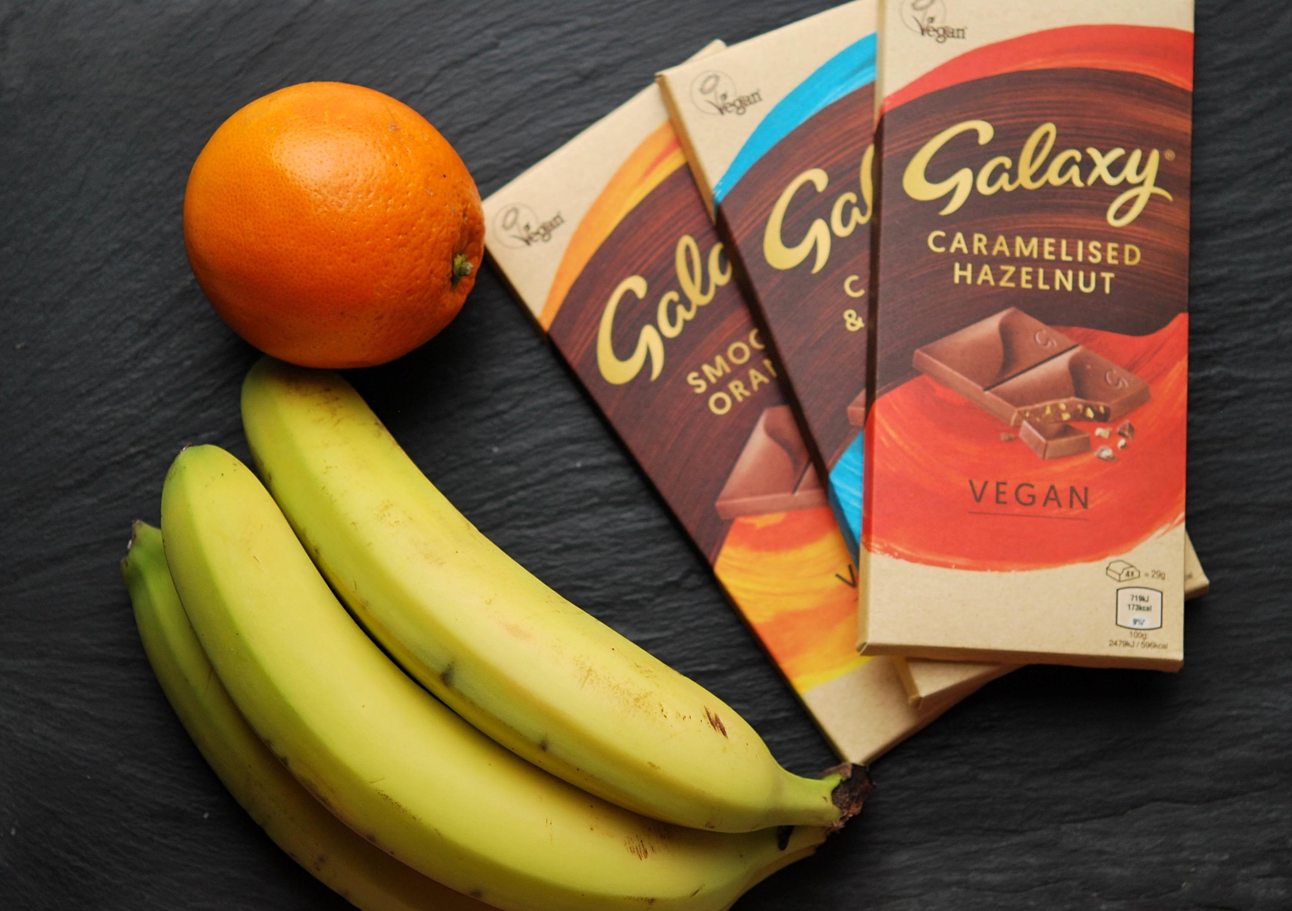 Galaxy Vegan Bars Review | Your Food Fantasy