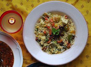 Navratan Pulao Recipe | Your Food Fantasy