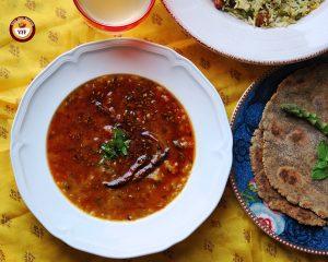 Tadka Masoor Dal - Tempered Red Lentils | Your Food Fantasy