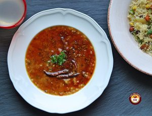 Tempered Red Lentils - Tadka Masoor Dal Recipe | Your Food Fantasy