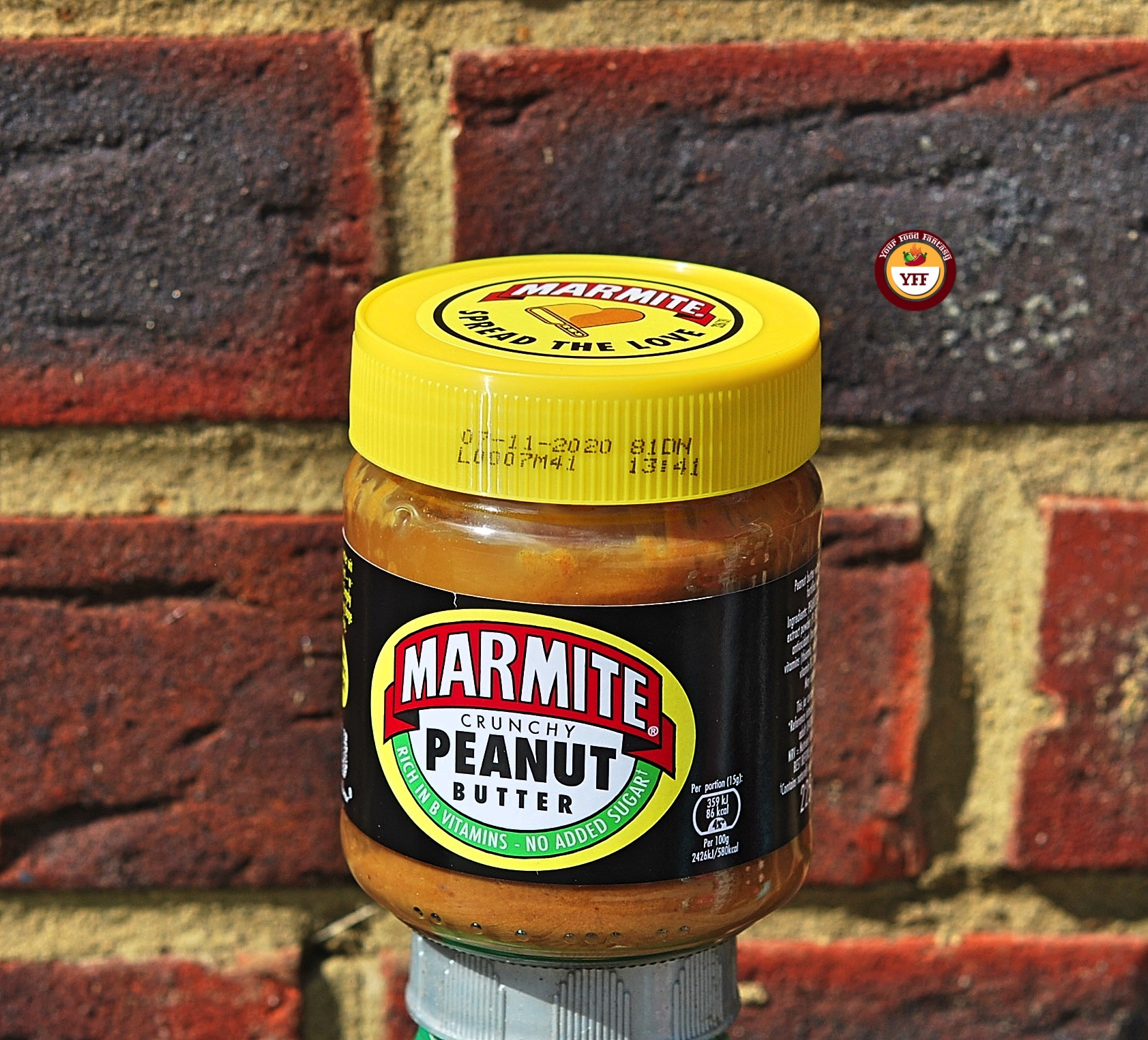 Marmite Peanut Butter Review | YourFoodfantasy.com