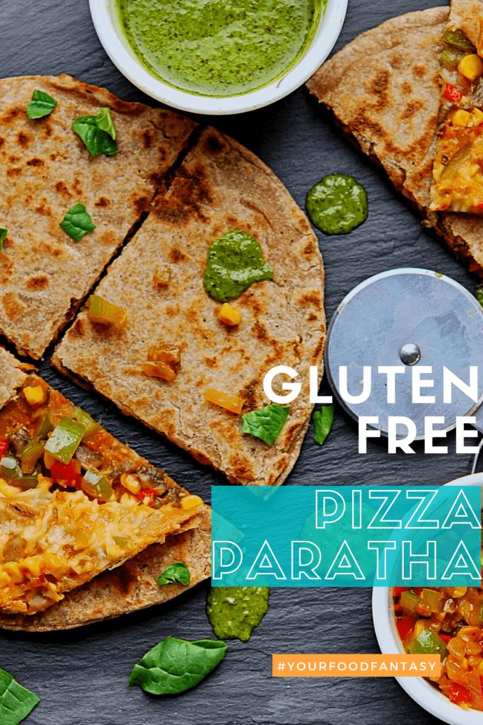 Pizza Paratha Recipe | Your Food Fantasy