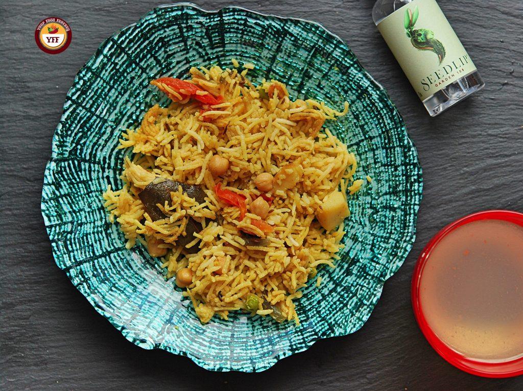 Seedlip Garden 108 Review | Your Food Fantasy