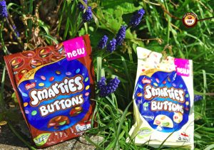 Smarties Buttons review | Your Food Fantasy
