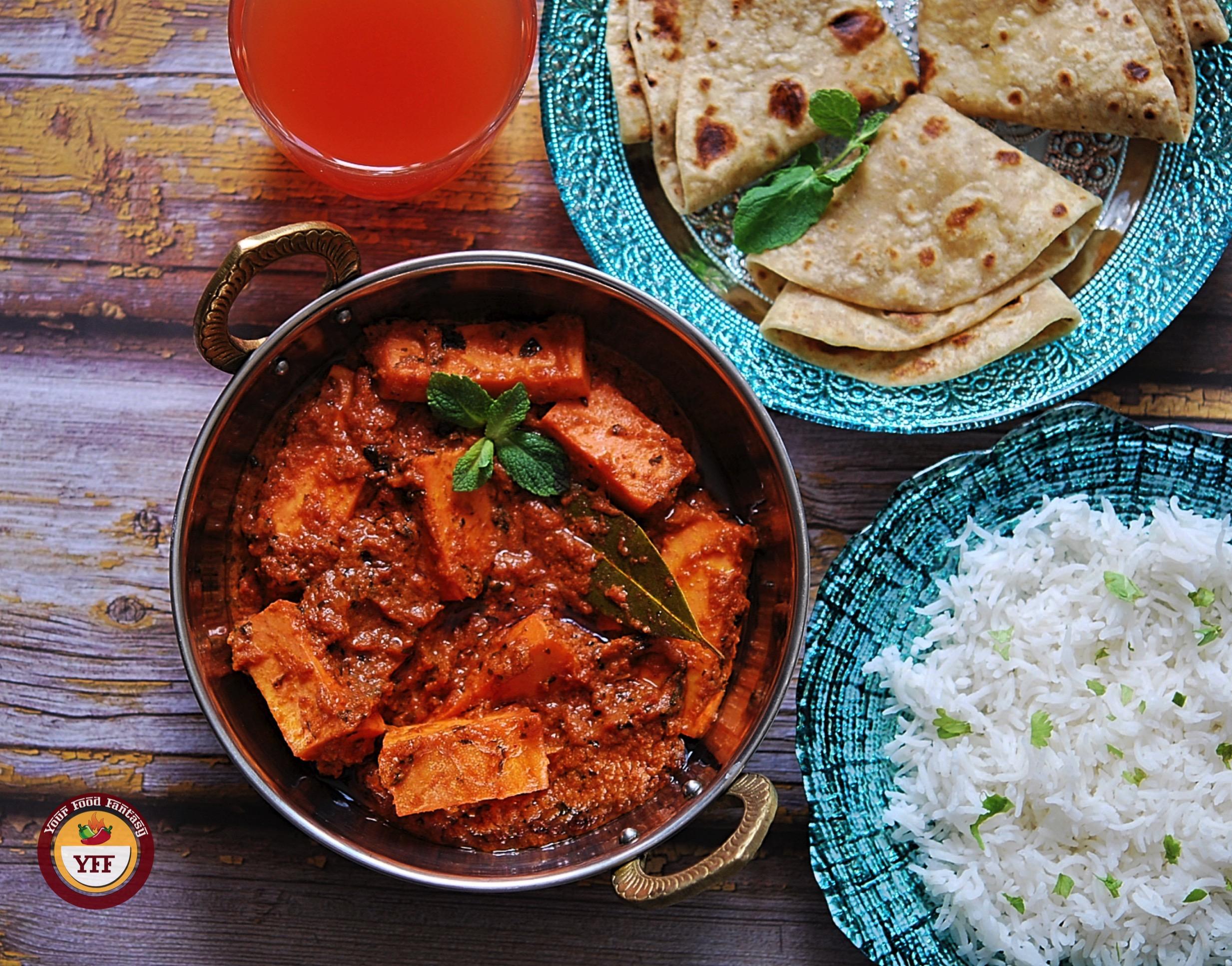 Methi Paneer Recipe | YourFoodFantasy.com