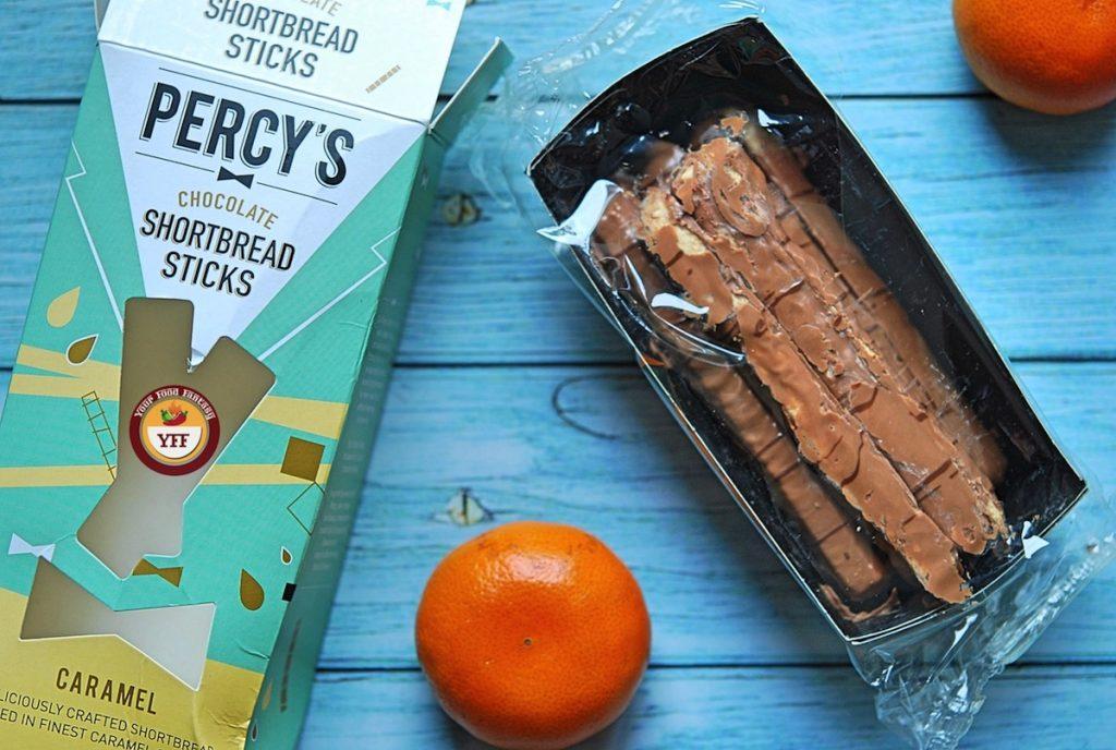 Percy's Caramel Shortbread Review   Your Food Fantasy