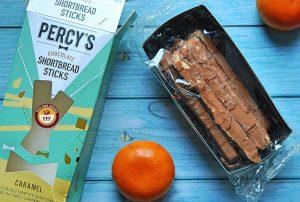 Percy's Caramel Shortbread Review | Your Food Fantasy