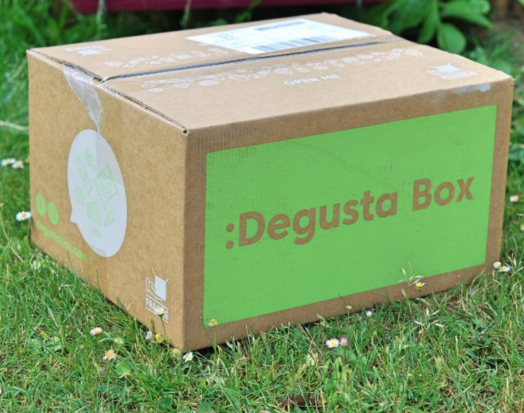 Degustabox Review - What is Degusta box