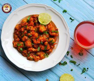 Dry Gobi Manchurian Recipe | Your Food Fantasy