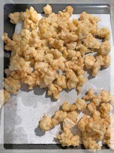 Fried Cauliflower - Gobi Manchurian Recipe
