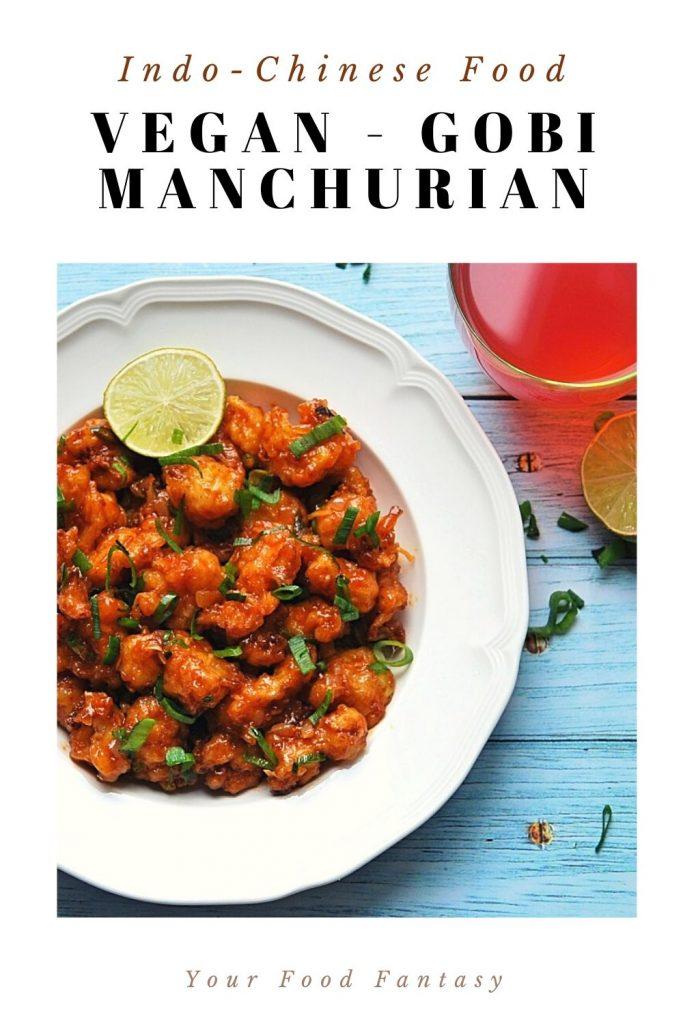 Gobi Manchurian Recipe | Your Food Fantasy