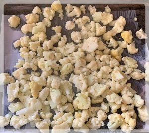 Removing moisture from Gobi - Gobi Manchurian Recipe