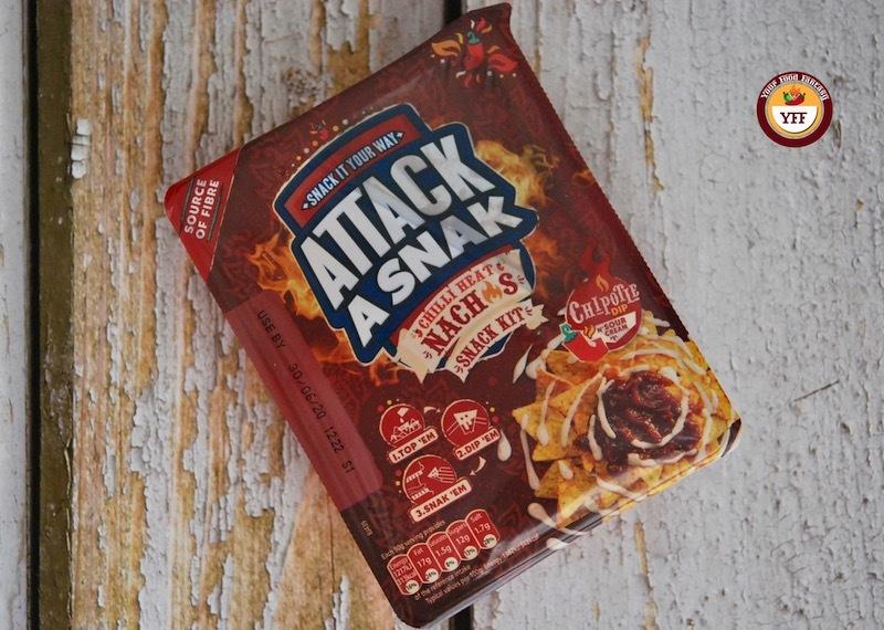 Attack a snack Nachos - Your Food Fantasy