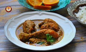 Methi Chicken Curry | Your Food Fantasy