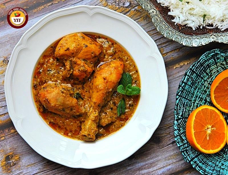 Methi Chicken Recipe - Chicken with Fenugreek | Your Food Fantasy
