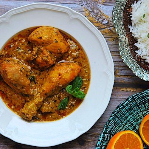 Methi Chicken Recipe | Chicken with Fenugreek | Your Food Fantasy