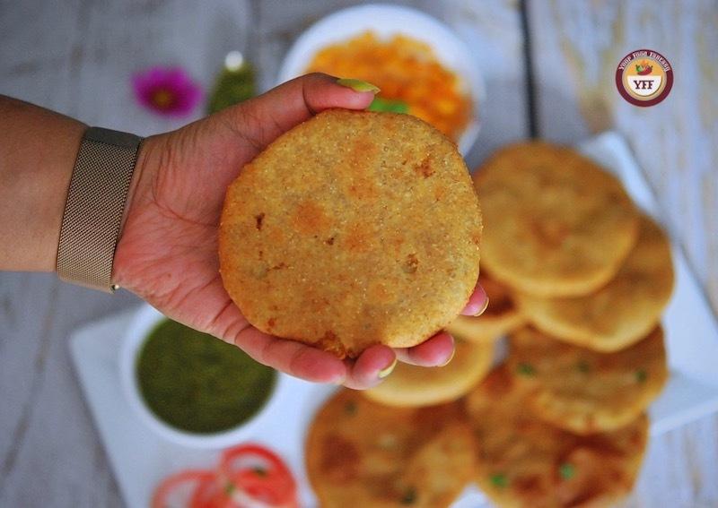 Aloo Kachori - Potato Stuffed Kachori   Your Food Fantasy